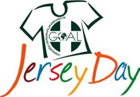 Jersey Day for Goal