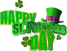 St.Patrick's Day Holiday